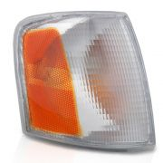 Lanterna Dianteira Pisca S10 Blazer 95/00 Cristal Com Ambar