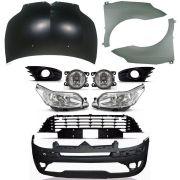 Kit Frente C4 Pallas Hatch 09 10 11 12 13