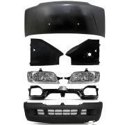 Kit Frente Ducato Boxer Jumper 05 06 07 08 09 10 11 12 13 14