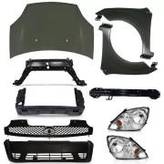 Kit Frente Ford Fiesta 03 04 05 06