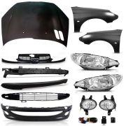 Kit Frente Peugeot 206 98 99 00 01 02 03 04