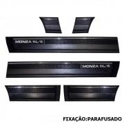 Kit Friso Lateral Monza Sle 83 até 90 2 Portas 6 Peças 15cm