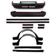 Kit Parachoques + Spoiler Lateral Escort Hobby Xr3 87 a 95