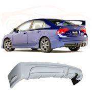Spoiler Traseiro Honda New Civic 2006 até 2011