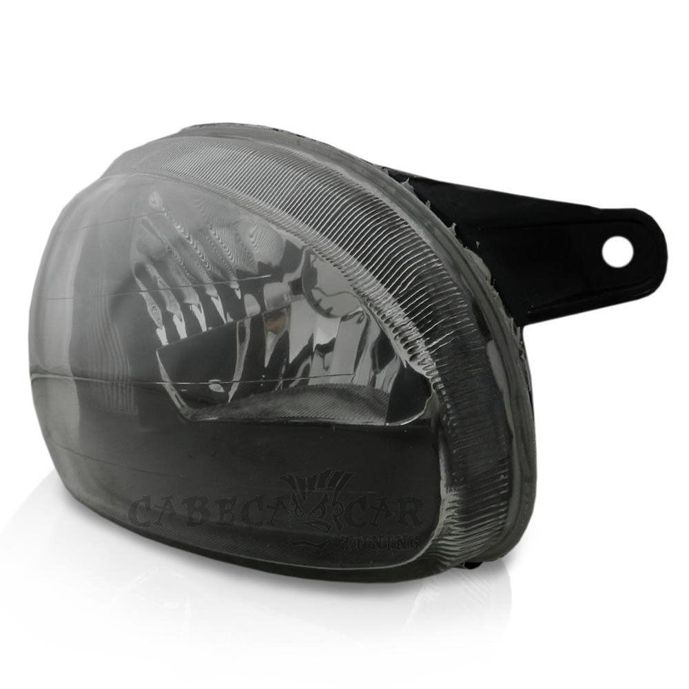 Farol Máscara Negra Corsa Modelo Antigo 94 A 2002