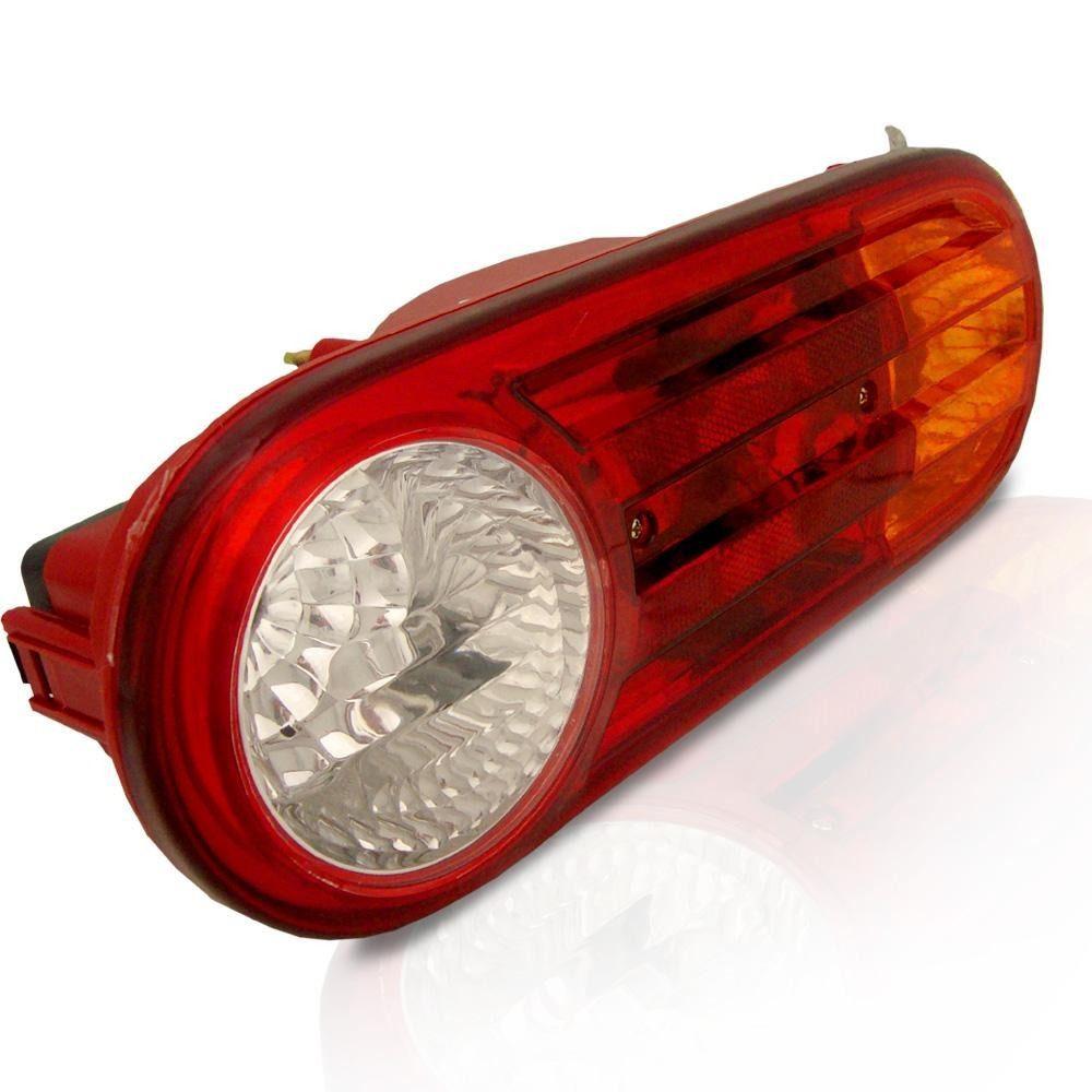 Lanterna Traseira Hr 04 05 06 07 08 09 10 11 12 13 Tricolor