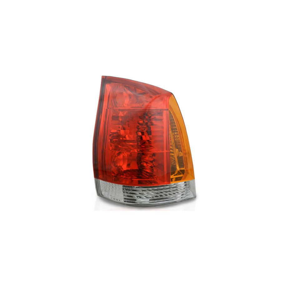 Lanterna Traseira Palio G3 04-07 Tricolor