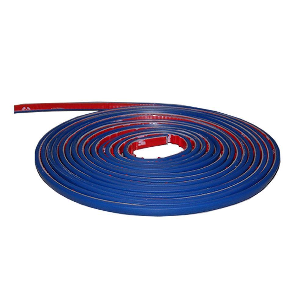 Friso Filete Azul Colar Parachoque Gol G1 Kit 10 Metros
