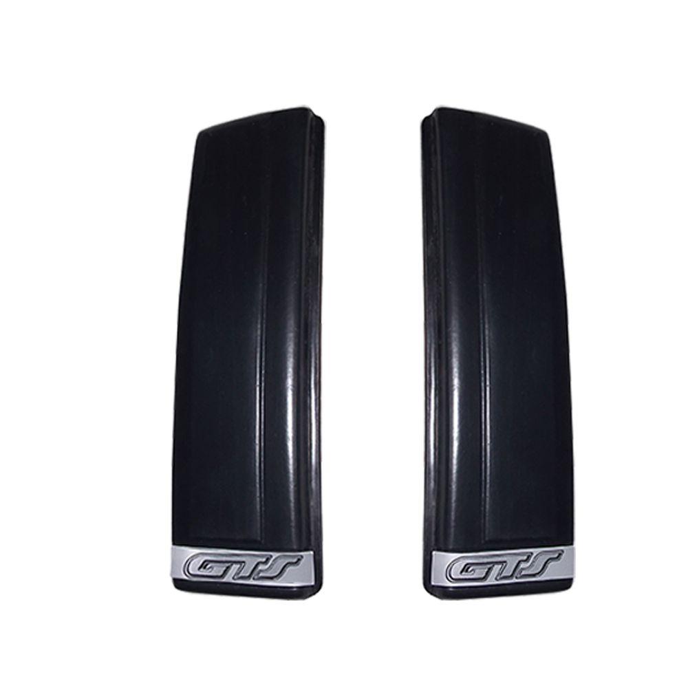 Par de colunas do vidro Gol GTS 91 a 95 serve no 87 a90