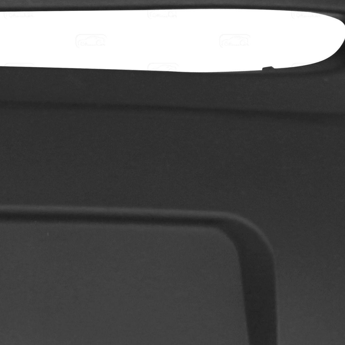 Parachoque Dianteiro Ford Ka 97 98 99 00 01 Poroso Central