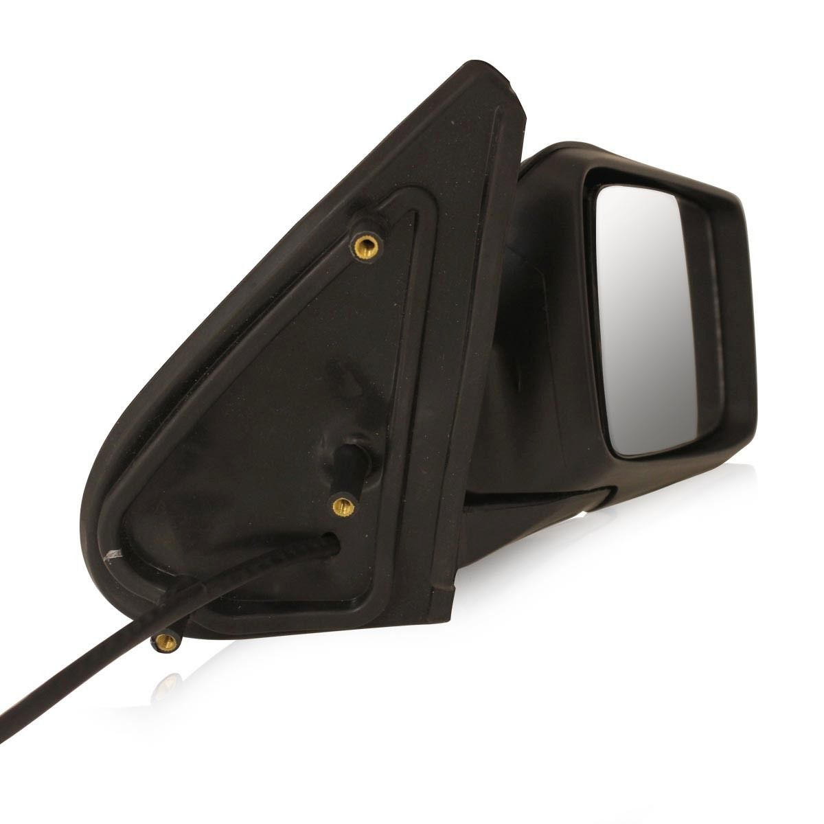 retrovisor golf alemao mexicano 93 94 95 96 97 98 regulagem manual