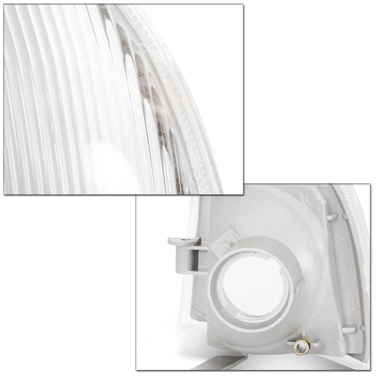 Lanterna Dianteira Pisca Seta Vectra 93 94 95 96 Cristal