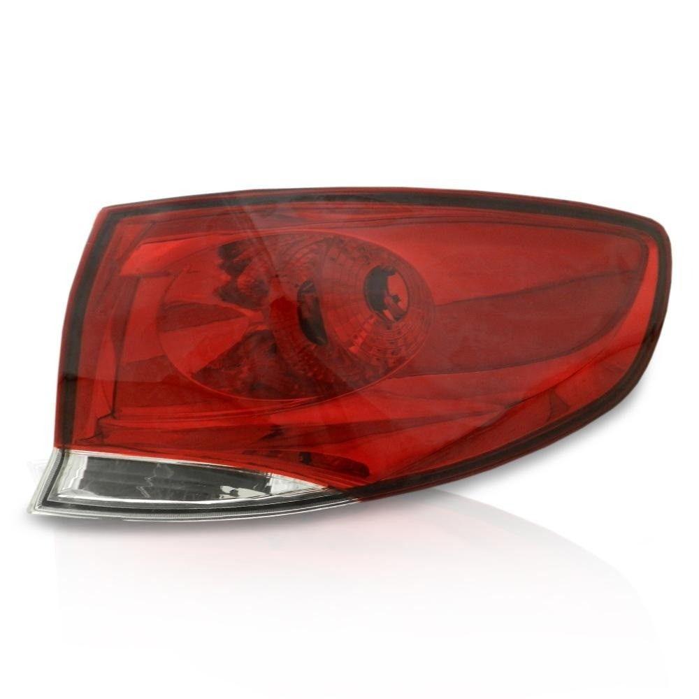 Lanterna Traseira Siena G4 08 09 10 11 12 Bicolor Canto