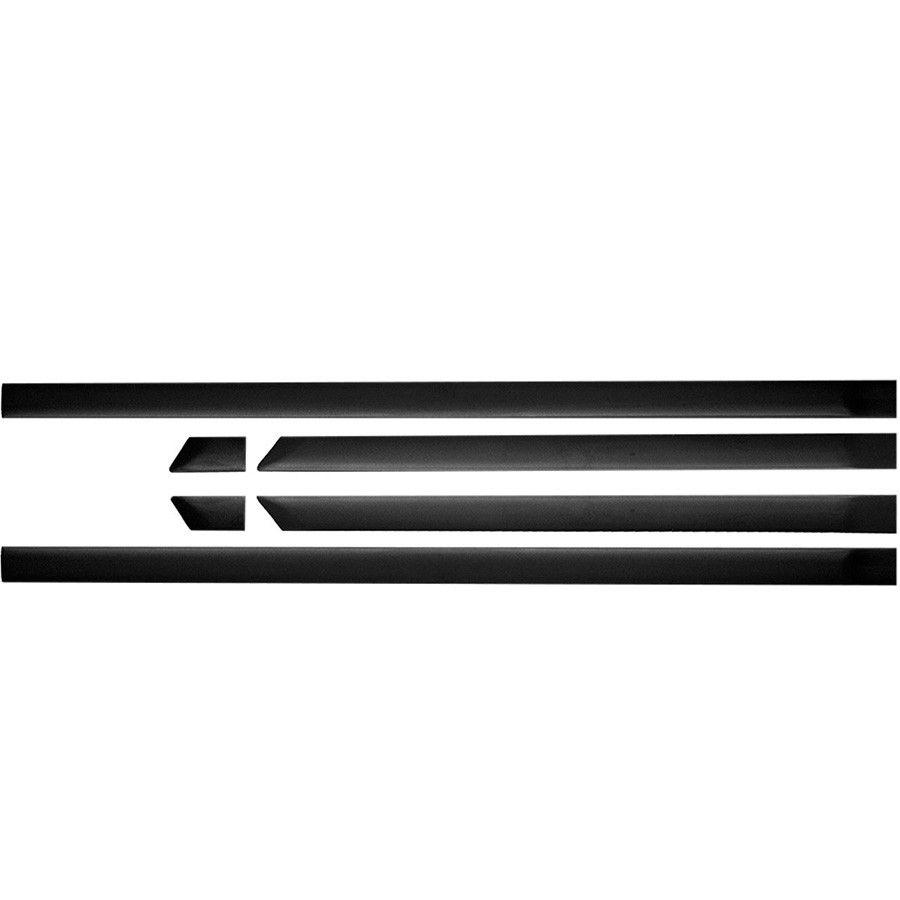kit friso Borrachao Preto Gol G4 Largo Serve G2 G3 4 Portas