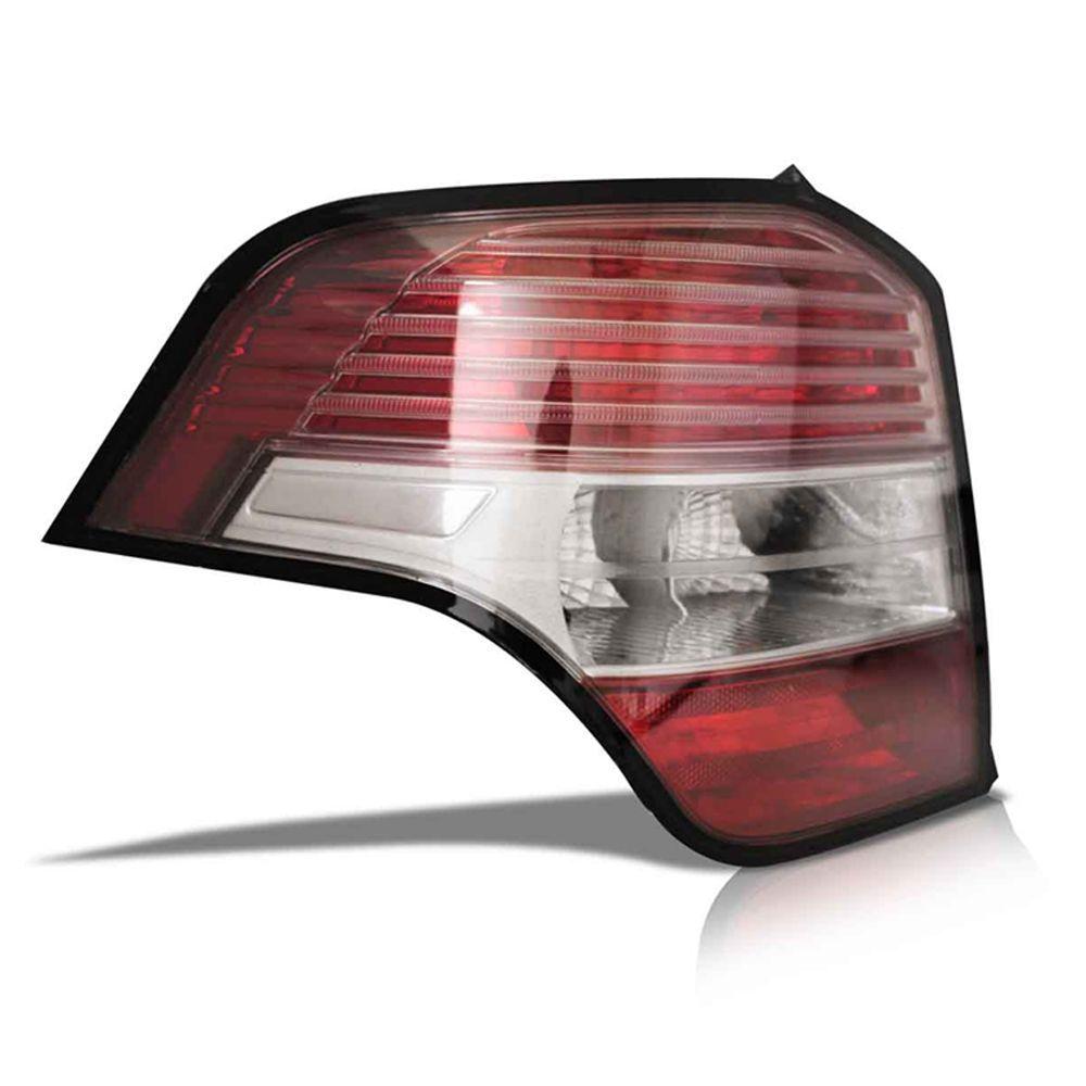 Lanterna Traseira Agile 09 10 11 12 13 14 Bicolor