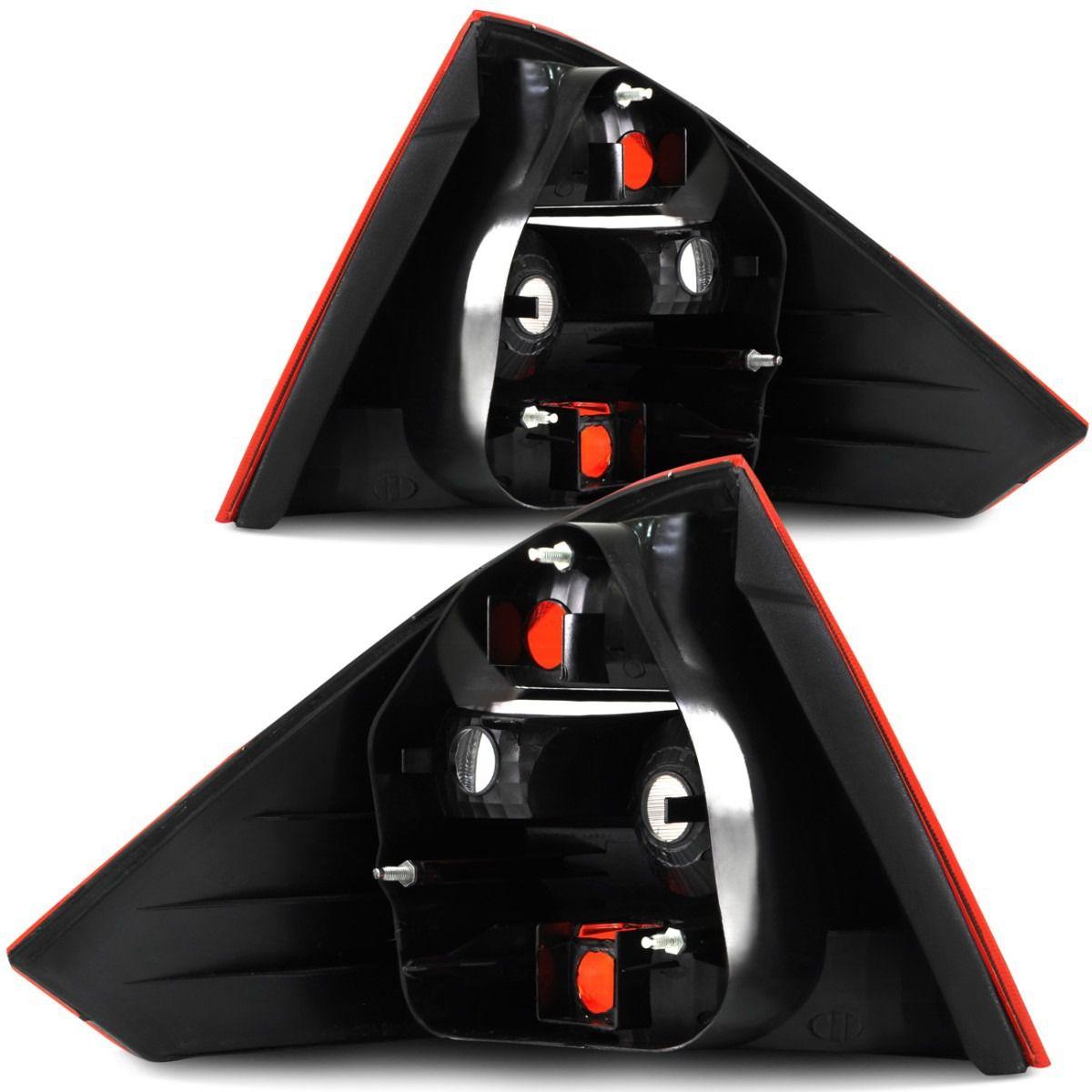 Par Lanterna Traseira Fiesta Sedan 03 04 05 06 07 08 09 10