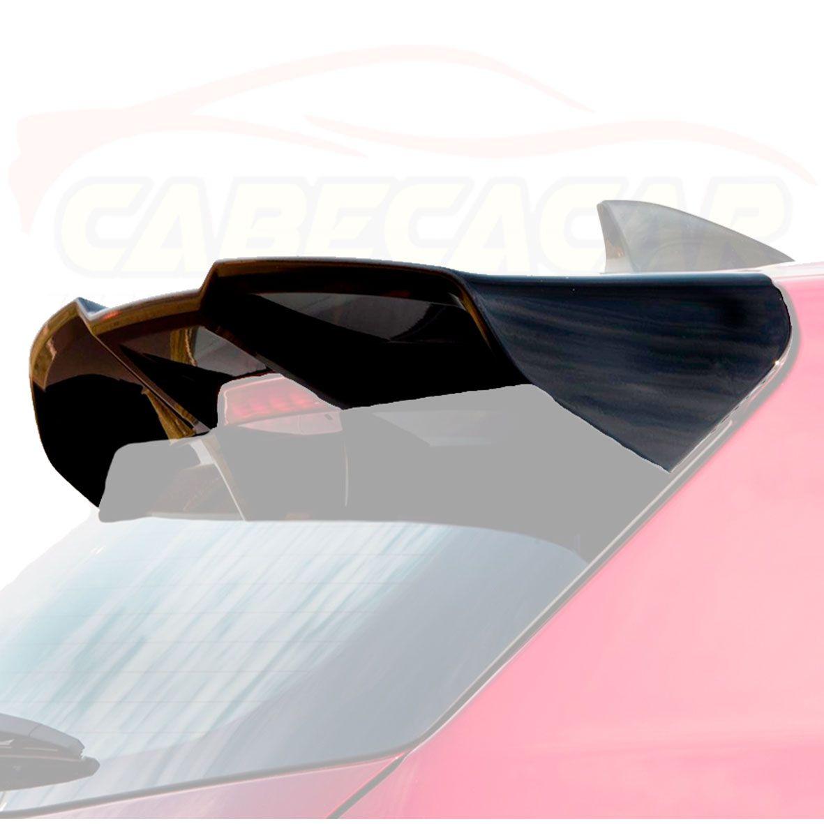 Aerofólio Sport Traseiro Hyundai Creta 17 18 19 -Fibra