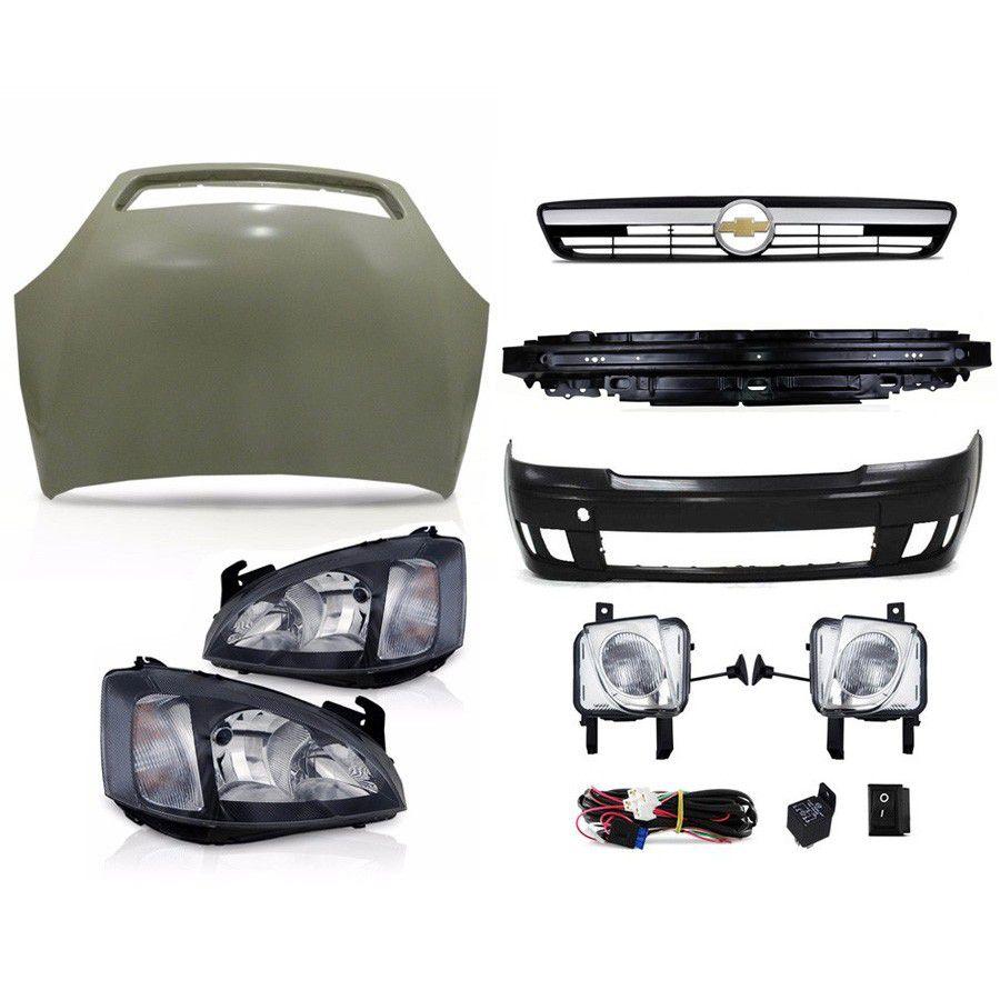Kit Frente Corsa Montana 09 10 11 12 Serve 03 A 08