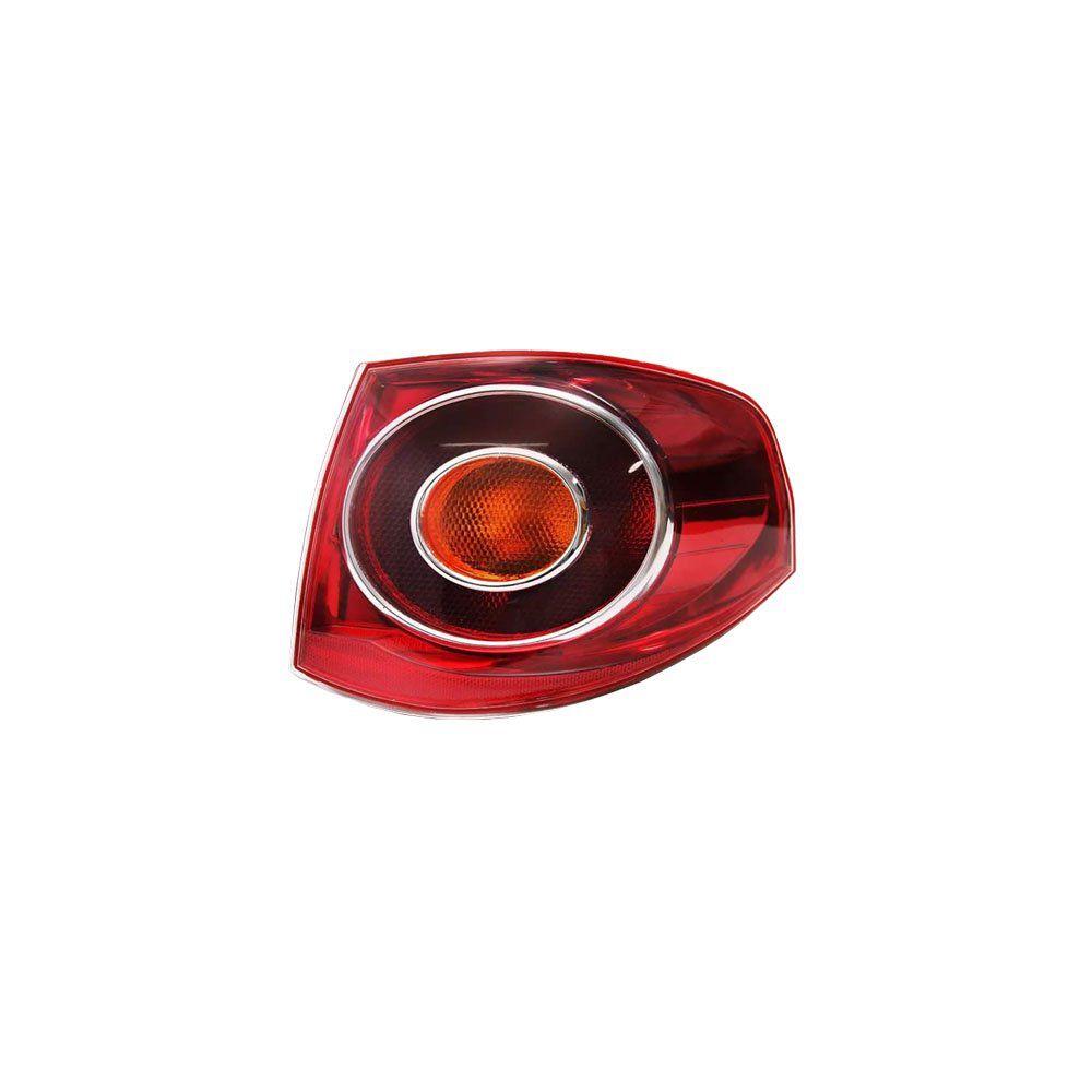 Lanterna Traseira Canto Spacefox 06 07 08 09 10