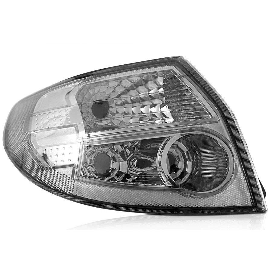 Lanterna Ford Ka 2008 2009 2010 2012 2013 Fume Twist