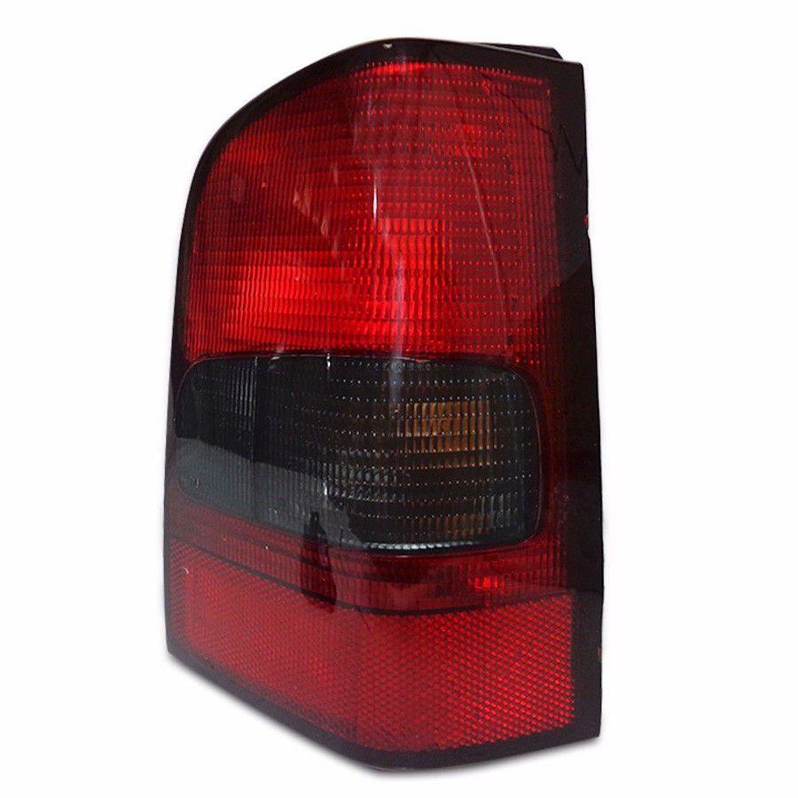 Lanterna Traseira Parati g2 Bola 95 96 97 98 99 Fume - Cabeça Car 0a3a0155ee99a