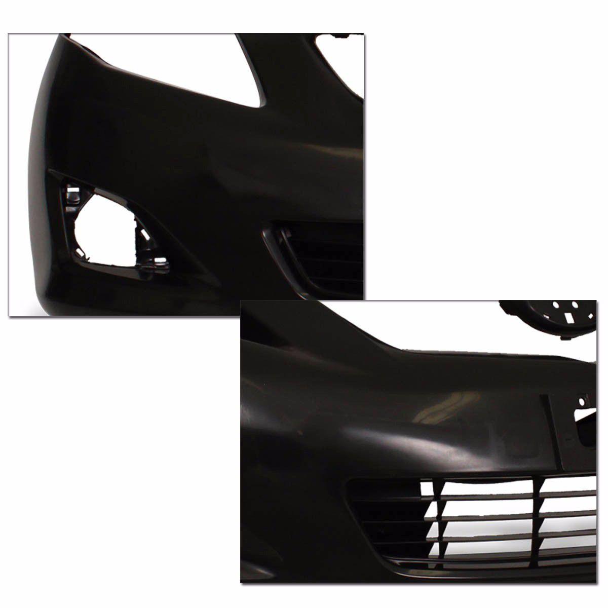 Parachoque Dianteiro Corolla 09 10 11 com grade inferior