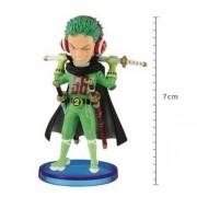 Action Figura One Piece Zoro Mugiwara 56 WCF 27789/27791