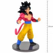 Action Figure Dragon Ball Goku Super Sayajin 4 Blood Of Saiyans Special III GT 34948/34949