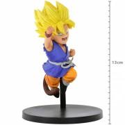 Action Figure Dragon Ball Son Goku Super Sayajin Wrath Of The Dragon GT 20186/20187