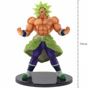 Action Figure Dragon Ball Super Broly Full Power World Figure Colosseum2 20360/20361