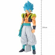 Action Figure Dragon Ball Super Gogeta Super Sayajin Blues Master Star Piece 20315/20316
