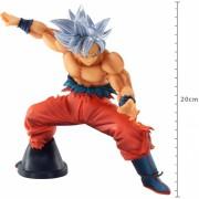 Action Figure Dragon Ball Super Goku Instinto Superior Maximatic 20367/20368