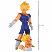 Action Figure Dragon Ball Super Vegeta Super Sayajin Legend Beattle 28551/28552