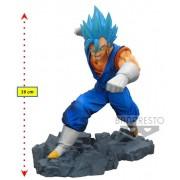 Action Figure Dragon Ball Super Vegetto Super Sayajin Blue Dokkan Battle Diograma 29947/29948