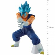 Action Figure Dragon Ball Super Vegetto Super Sayajin Blue Final Kamehameha