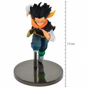 Action Figure Dragon Ball Z Android 17 World Colosseum 2 34583/34584