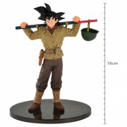 Action Figure Dragon Ball Z Goku World Colosseum 2 34608/34609