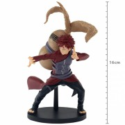 Action Figure Naruto Shippuden Gaara Vibration Star 20283/20284