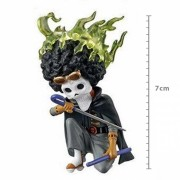 Action Figure One Piece Brook WCF Mugiwara 27938/27943
