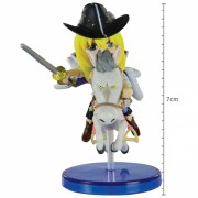 Action Figure One Piece Cavendish Oriental Zodiac WCF 28965/28966