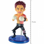 Action Figure One Piece Chalotte Katakuri Battle Of Luffy Whole Cake Island WCF 29288/29296