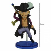 Action Figure One Piece Dracule Mihawk 20Th WCF 27073/27090