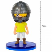Action Figure One Piece Kid Sanji Sanji History WCF 28535/28539