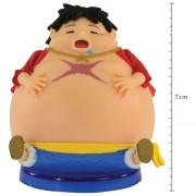 Action Figure One Piece Luffy Hallcake Island WCF 26861/26862