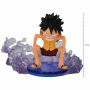 Action Figure One Piece Monkey D Luffy Burst WCF 29479/29480