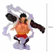 Action Figure One Piece Monkey D Luffy Gear4th Bound Man King Of Artist Special 20827/20828