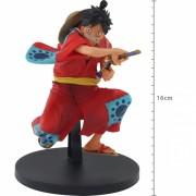 Action Figure One Piece Monkey D Luffy King Of Artist Saga de Wano 20388/20389