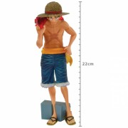 Action Figure One Piece Monkey D Luffy Magazine 29442/29443