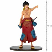 Action Figure One Piece Monkey D Luffy World Colosseum 2 20627/20628