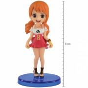 Action Figure One Piece Nami Hallcake Island WCF 26861/26864